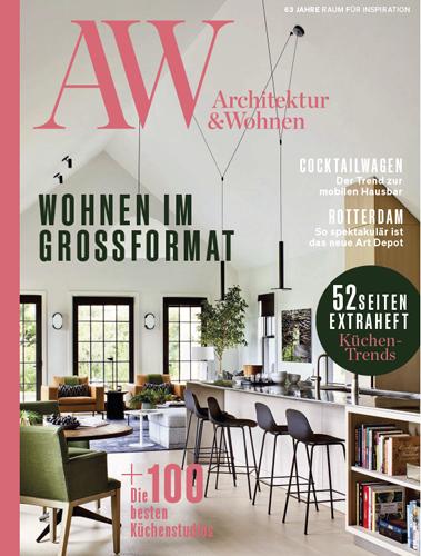 Architektur Und Wohnen Abo Jetzt A W Bestellen