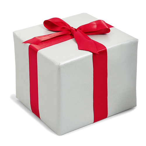 Ueberraschungsgeschenk