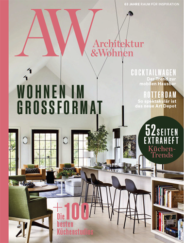 AW Architektur & Wohnen Leser werben Leser 1 Jahr