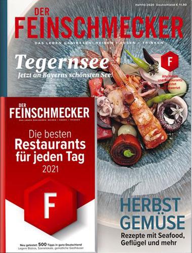 DER FEINSCHMECKER Heft 6 / 2017