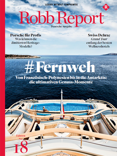 Robb Report Germany digitales Zeitlos-Abo